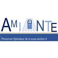 certificat amiante operateur sous section 4
